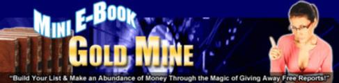 Thumbnail Mini E-Book Gold Mine
