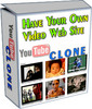 Thumbnail YouTube clone - Start your own video website