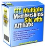 Thumbnail Multiple Memberships Site With Affiliate