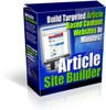 Thumbnail Article Site Builder