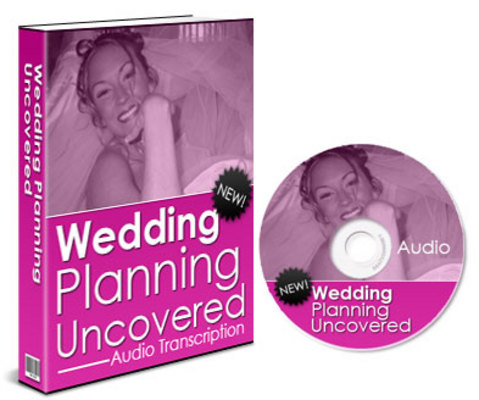 Product picture Wedding Planning Uncovered