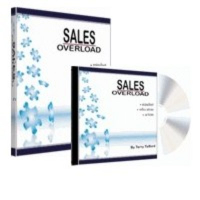 Product picture Sales Overload Home Study Mini Course