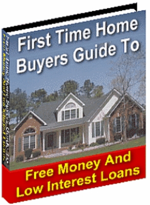 Product picture First Time Home Buyers Guide