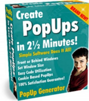 Product picture PopUp Generator