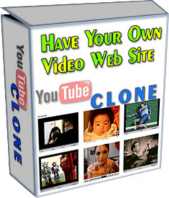 Product picture YouTube clone - Start your own video website