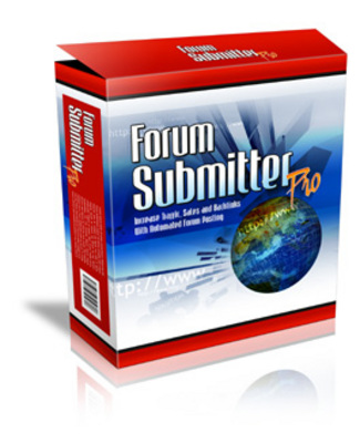 Product picture Forum Submitter Pro