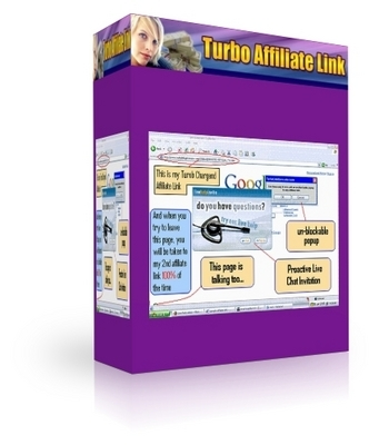 Product picture Turbo Affiliate Link Generator