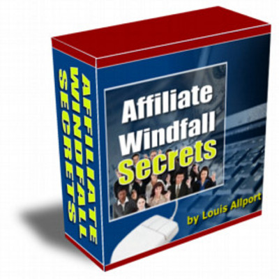 Product picture Affiliate Windfall Secrets