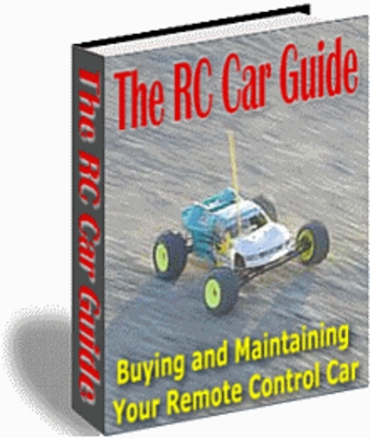 Product picture The RC Car Guide