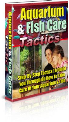 Product picture Aquarium & Fish Care Tactics